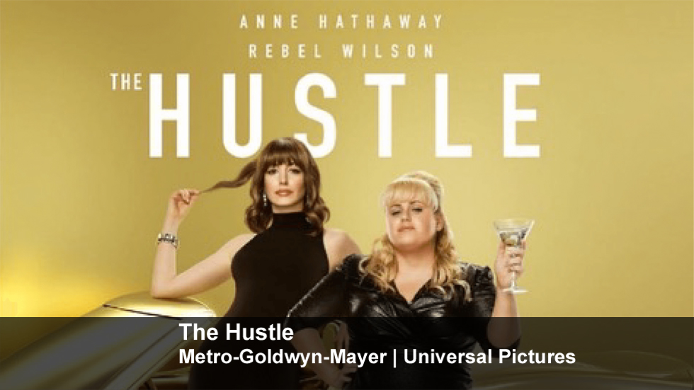 The Hustle | Metro-Goldwyn-Mayer | Universal Pictures