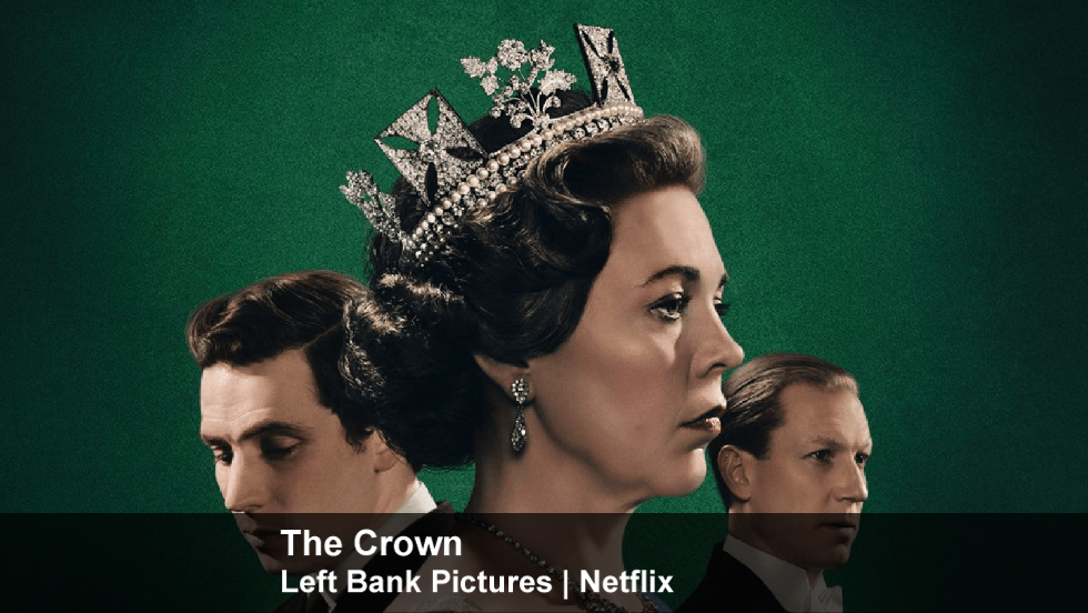 The Crown | Left Bank Pictures | Netflix